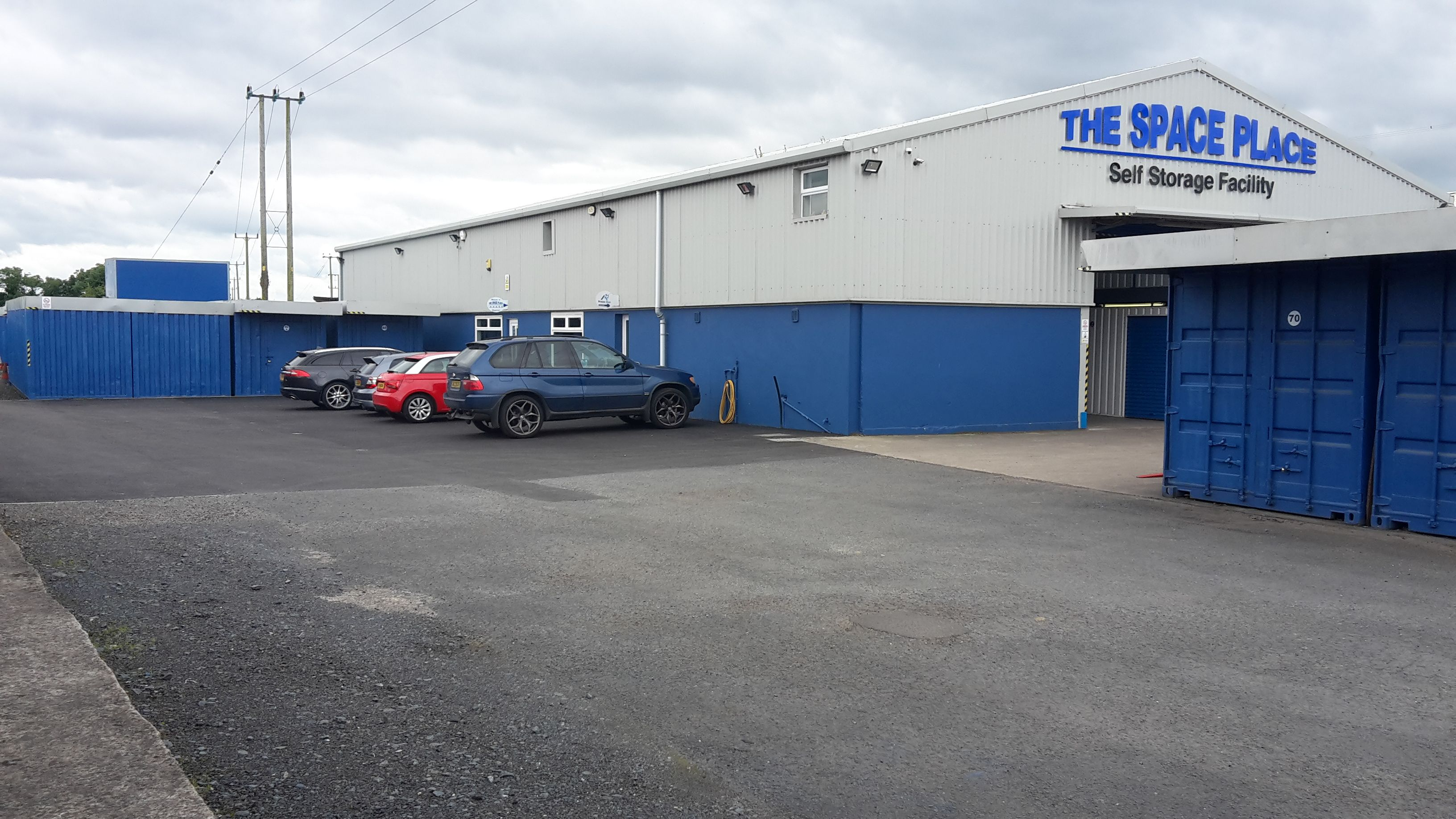 The Space Place | Storage Facility Bangor